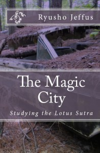 The Magic City front cover